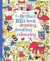 Brilliant Big Book of Drawing, DoodlingColouring