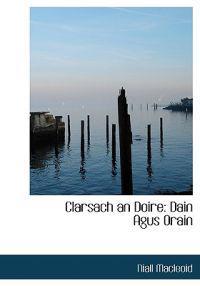 Clarsach an Doire: Dain Agus Orain