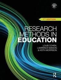 Research Methods in Education + website