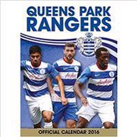 The Official Queens Park Rangers 2016 A3 Calendar