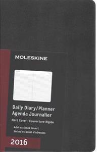 Moleskine 2016 Daily Diary / Planner