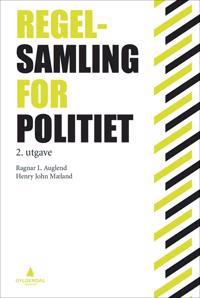 Regelsamling for politiet -  pdf epub
