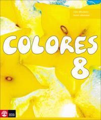 Colores 8 Textbok