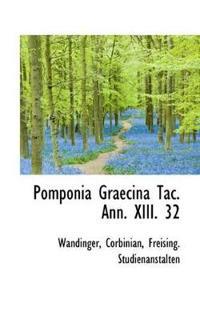 Pomponia Graecina Tac. Ann. XIII. 32