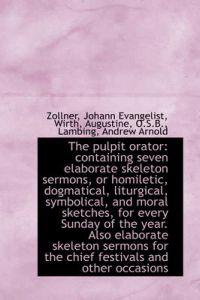 The Pulpit Orator