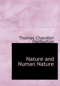 Nature and Numan Nature
