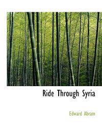 Ride Through Syria