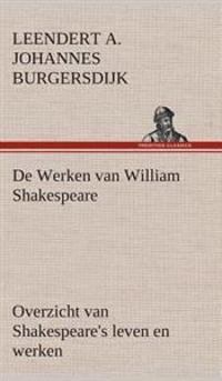 de Werken Van William Shakespeare Overzicht Van Shakespeare's Leven En Werken