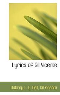 Lyrics of Gil Vicente