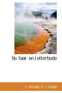 de Taal- En Letterbode