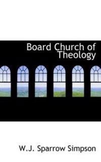 Board Church of Theology