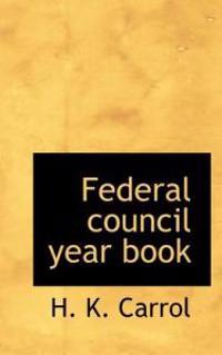 Federal Council Year Book