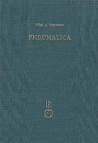 Philo of Byzantium. Pneumatica