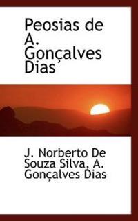 Peosias de A. Gon Alves Dias
