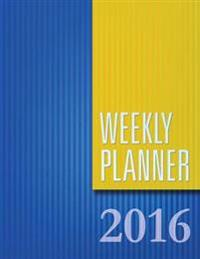 Weekly Planner 2016