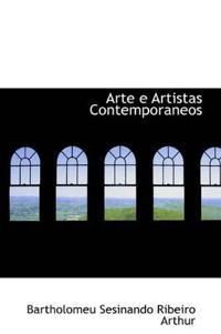 Arte E Artistas Contemporaneos