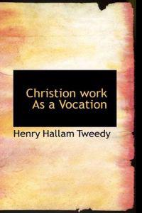 Christion Work As a Vocation