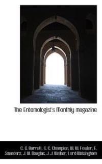 The Entomologist's Monthly Magazine