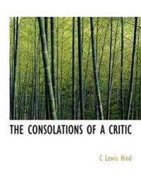 The Consolations of a Critic