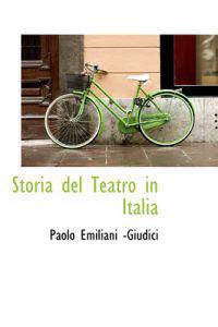 Storia del Teatro in Italia
