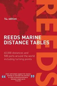 Reeds Marine Distance Tables 14th Edition