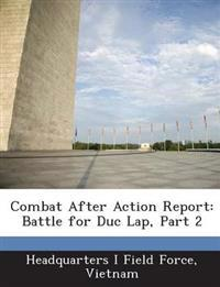 Combat After Action Report