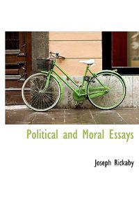 Political and Moral Essays