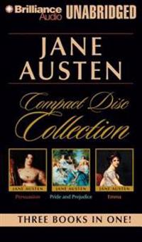 Jane Austen Compact Disc Collection: Pride and Prejudice, Persuasion, Emma