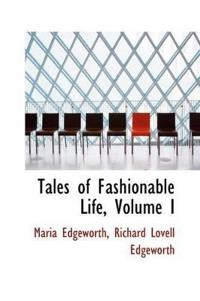 Tales of Fashionable Life
