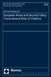 European Peace and Security Policy