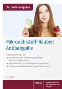 Mikronährstoff-Räuber: Antibabypille