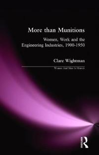 More Than Munitions