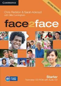 face2face Starter Testmaker CD-ROM and Audio CD