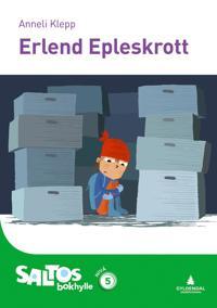 Erlend Epleskrödt - Anneli Klepp - böcker (9788205483644)     Bokhandel