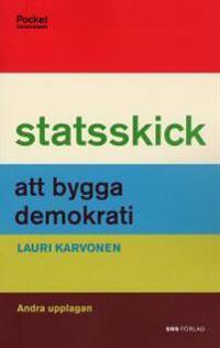 Statsskick : att bygga demokrati
