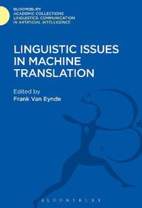 Linguistic Issues in Machine Translation