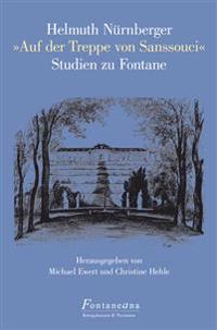 Helmuth Nürnberger »Auf der Treppe von Sanssouci«