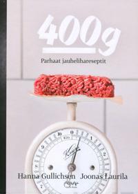 400 g - parhaat jauhelihareseptit