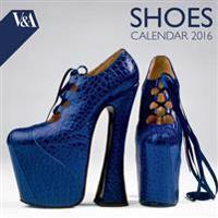 V&A Shoes Wall Calendar 2016 (Art Calendar)
