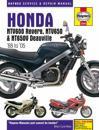 Honda NTV600 Revere, NTV650 & NTV650V Deauville (88-05)
