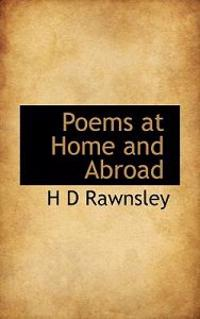 Poems at Home and Abroad