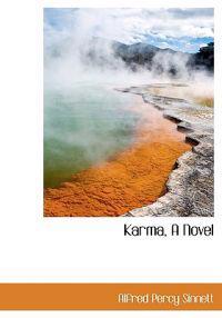 Karma, a Novel
