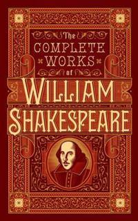 Complete works of william shakespeare (barnes & noble omnibus leatherbound