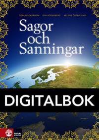 Sagor och sanningar Tredje upplagan Grundbok, Digital