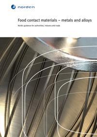 Food contact materials - metals and alloys