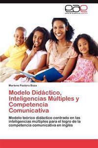 Modelo Didactico, Inteligencias Multiples y Competencia Comunicativa