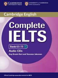 Complete IELTS Bands 6.5-7.5 Class Audio CDs