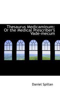 Thesaurus Medicaminum