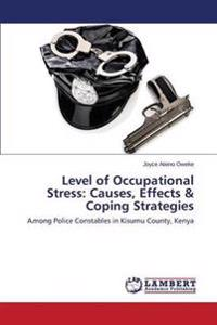 Level of Occupational Stress