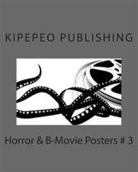 Horror & B-Movie Posters # 3